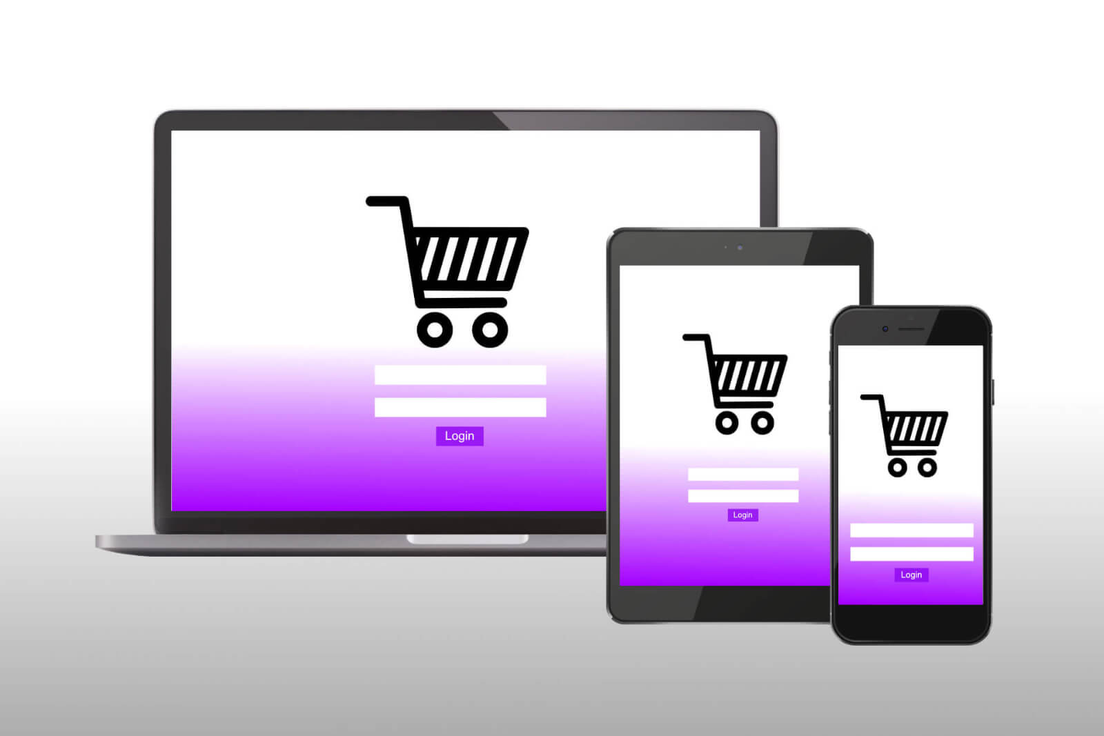 Responsive Mobile Shopping