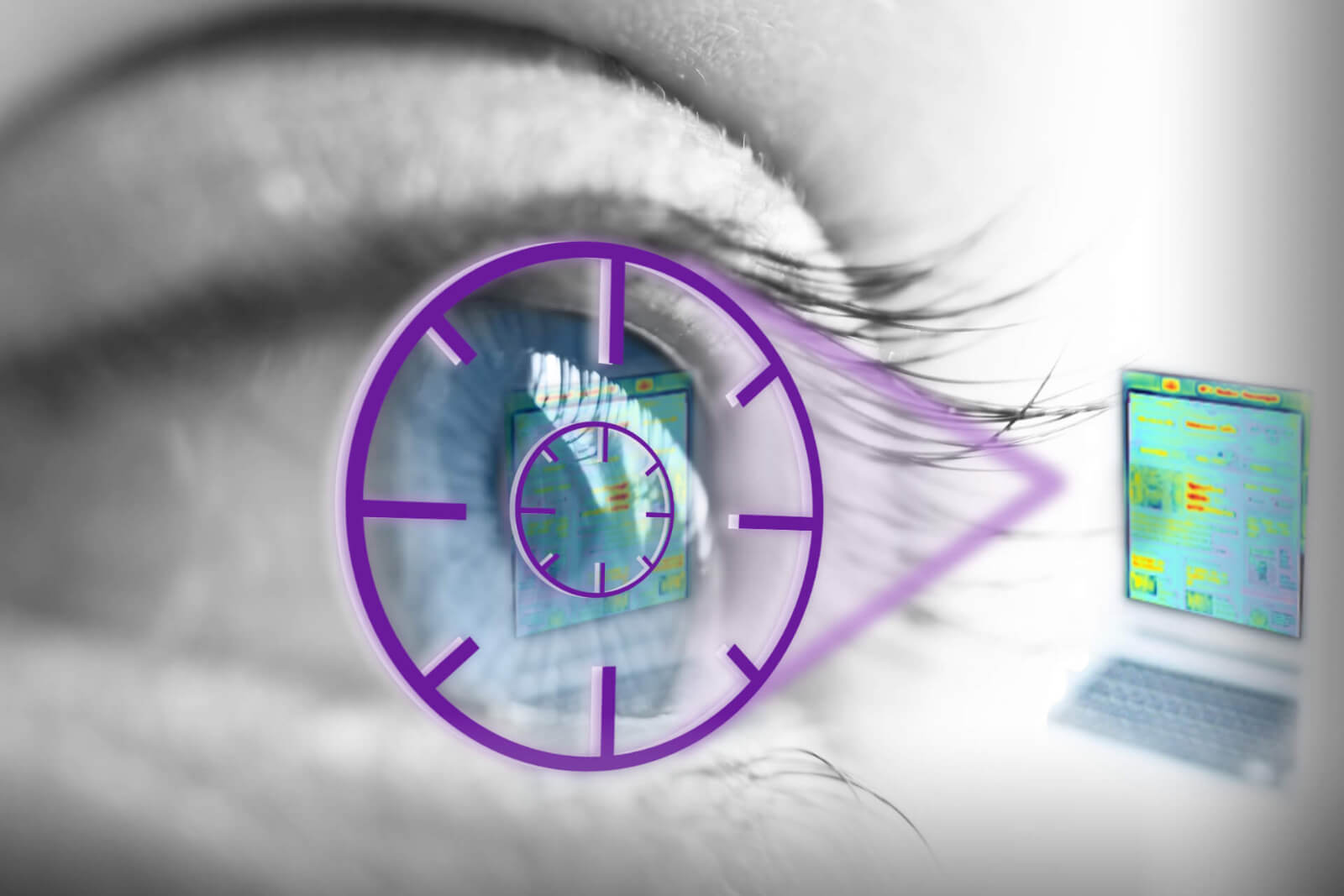 Forschung Eye-Tracking Studie